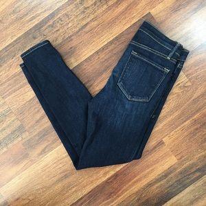 FRAME Le Skinny De Jeanne Queensway Jeans